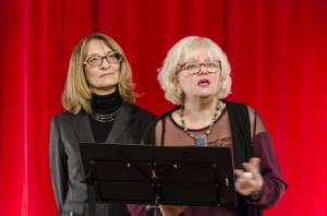 Photo Brigitte Couston et Anny Blaise Resnik - On avait la jeunesse à soi - 2