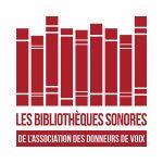 Logo Bibliothèque Sonore,à Valence, partenaire de Fréquence Lire