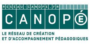 Logo CANOPE, partenaire de Fréquence Lire