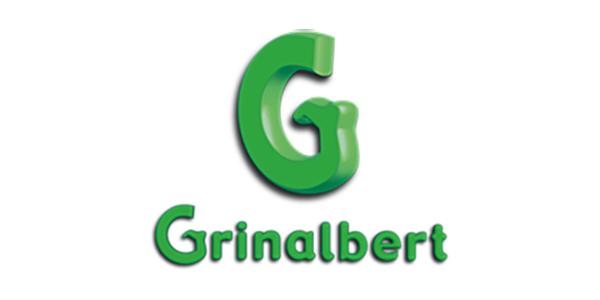 Logo Editions Grinalbert, partenaire de Fréquence Lire