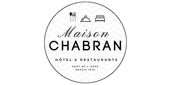 Maison Chabran - Hôtel Restaurant gastronomique à Pont de l'Isère dans la Drôme