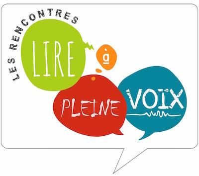 Logo Rencontres Lire à pleine voix