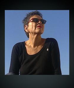 Françoise Maimone, trésorière adjointe de Fréquence Lire