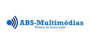Logo des éditions ABS-Multimédias, éditeur audio partenaire de Fréquence lire