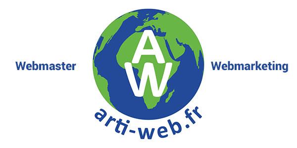 Logo Arti web, créateur du site Fréquence Lire