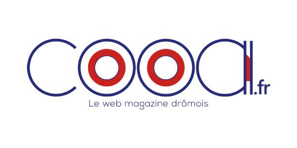 Logo Cooa, le web magazine de la Drôme
