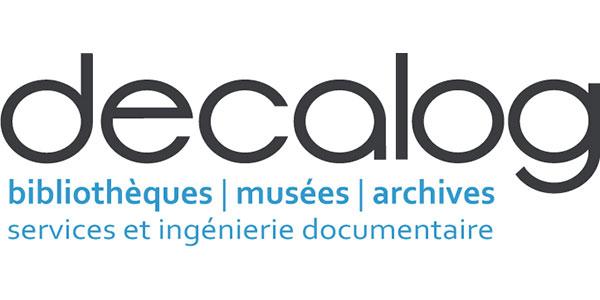 DECALOG, Société de Services et d'Ingénierie Documentaire (bibliothèques,musées, archives et documentation), Guilherand-Granges (Ardèche)