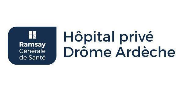 Logo Hôpital Privé Drome Ardeche