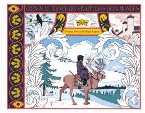 Couverture de l'album De FRanck Prévot