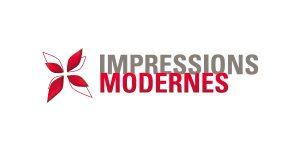 Logo Impressions Modernes Guilherand (Ardèche)