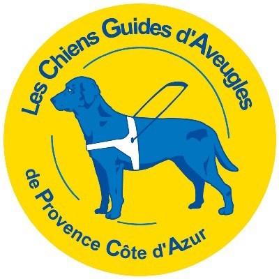 Logo des Chiens guides d'Aveugles