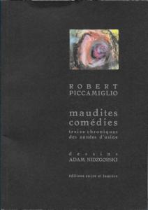 Couverture livre Maudites comédies