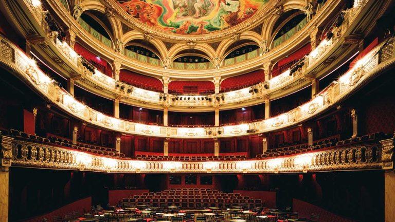 Photo du théâtre de l'Odéon