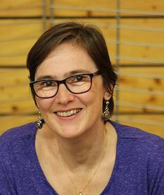 Portrait photo de Sylvie Arnoux