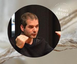 Auteurs de juin 2021 - Photo identitié Anaël Assier