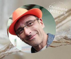 Auteurs de juin 2021 - Photo d'identité de Christophe MERCIER