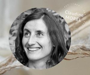 Illustratrice et auteure de juin 2021 - Photo d'identité de Claudine MOREL