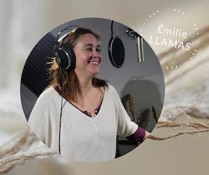 Auteurs de juin 2021 - Photo d'identité d'Émilie LLAMAS