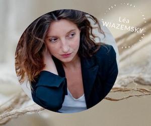 Auteurs de juin 2021 - Photo d'identité de Léa WIAZEMSKY