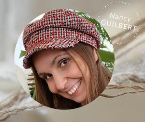 Auteurs de juin 2021 - Photo d'identité de Nancy GUILBERT