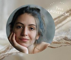 Comédienne de juin 2021 - Photo identité Tess Lauvergne