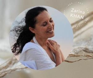 Auteurs de juin  2021 - Photo d'identité de Zarina KHAN